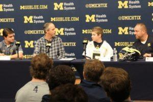 Brendan Randolph UNiversity of Michigan Lacrosse