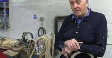 Last wooden lacrosse stick maker Tom Becket to retire