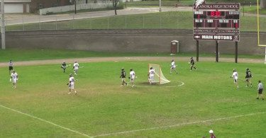 Anoka High School lacrosse