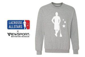 LaxAllStars Crewneck Sweatshirt