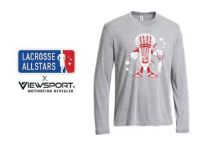 LaxAllStars Long Sleeve Tee