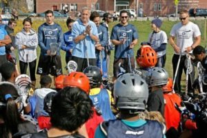 Israel Lacrosse Partners With MetroLacrosse in Boston