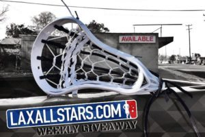 Win a Rabil 2 Lacrosse Head