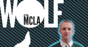 Wolf of the MCLA - Matt Buening