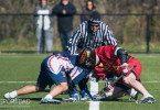 CUFLA Lacrosse Toronto vs Guelph playoffs 2014