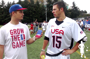 First Look: Peter Baum on Team USA, Pacific Northwest lacrosse and more!