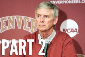 Bill Tierney GameChanger podcast part 2