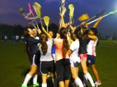 Colombia Women's U19 Lacrosse Team