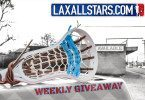 Win a Thompson i6 lacrosse head