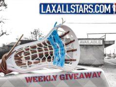 Win a Thompson i6 lacrosse head