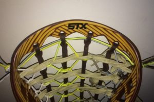 2015 NCAA Lacrosse Rules stx universal head