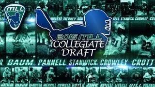 2015 MLL Draft