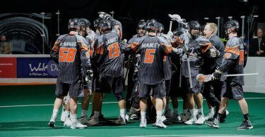 New England Black Wolves innaugural game Khoi Ton/Black Wolves Photographer