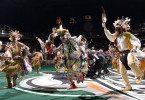 New England Black Wolves innaugural game Khoi Ton/Black Wolves Photographer