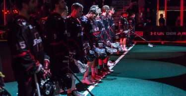 Vancouver Stealth vs Toronto Rock NLL Photo Credit: Garrett James/Vancouver Stealth