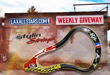 Win this Stylin Strings Laxcon dye