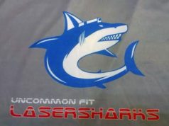 UncommonFit Laser Sharks