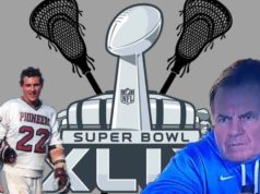 Lacrosse in Super Bowl XLIX
