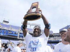Myles Jones Duke NCAA Div 1 Lacrosse Championship play college lacrosse mainstream