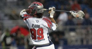 Paul Rabil Add 10 mph to your lacrosse shot