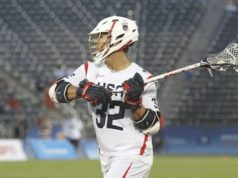 Rob Pannell Team USA Lacrosse