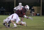 Virginia Tech Men's Lacrosse MCLA 2015 vs Texas State
