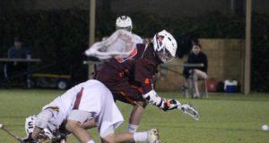 Virginia Tech Men's Lacrosse MCLA 2015 vs Texas State