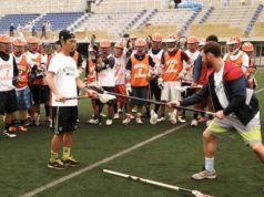 Lacrosse leads to the best jobs in Japan