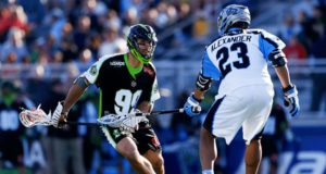 Paul Rabil New York Lizards MLL Lacrosse vs Ohio Machine 2015 MLL week 6
