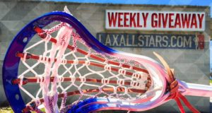 Rabil 2 Super Colors lacrosse head contest