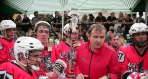 LCC Radotin Ales Hrebesky Memorial 2015 box lacrosse tournament