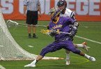 Syracuse lacrosse vs UAlbany 2015 credit Jeff Melnik Chaos In The Polls
