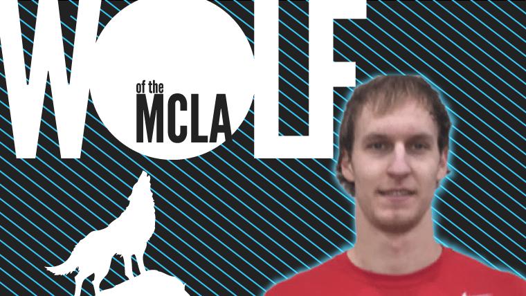 Wolf of the MCLA- Ben Martynec, St John's University