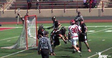 Princeton vs Cornell   2015 College Lacrosse