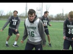 Shake it off - Loyola Lacrosse Edition