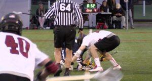 Stanford CAL 2015 Lacrosse Big Game