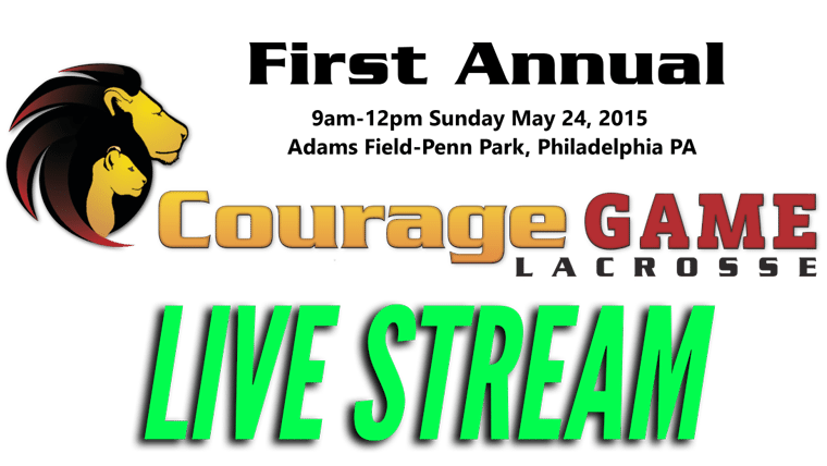 Courage Game LIVE STREAM