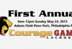 First Annual Courage Game