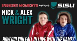 Insider Moments: Alex and Nick Wright