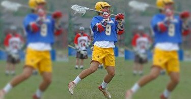 Paul Rabil Baltimore Crabs club lacrosse