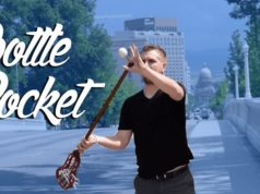 Stick Trick Saturday: The Bottle Rocket