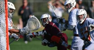 Virginia Tech Hokie Lax MCLA Tournament 2015 hokie lax hoedown