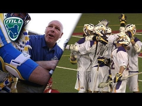 Coach Ross on Lyle Thompson's Possible MLL Debut/Ohio Rematch