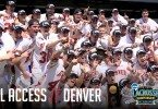 Denver Lacrosse Final Four All-Access | Trailer