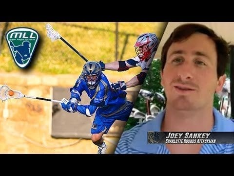 Lax Chat with Cascade Rookie of the Week Joey Sankey