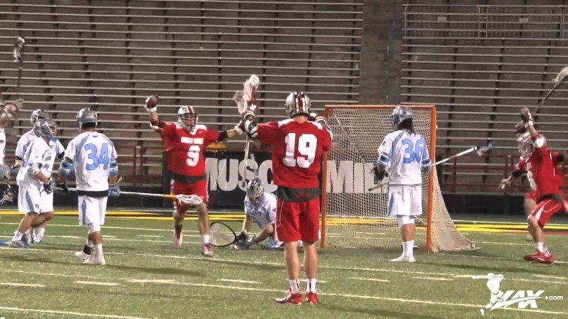 Ohio State vs Johns Hopkins | 2015 B1G Ten Championship