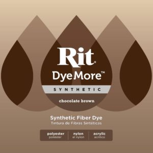 Rit DyeMore - Chocolate Brown
