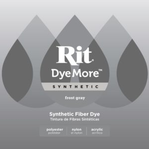 Rit DyeMore - Frost Grey