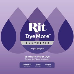 Rit DyeMore - Royal Purple