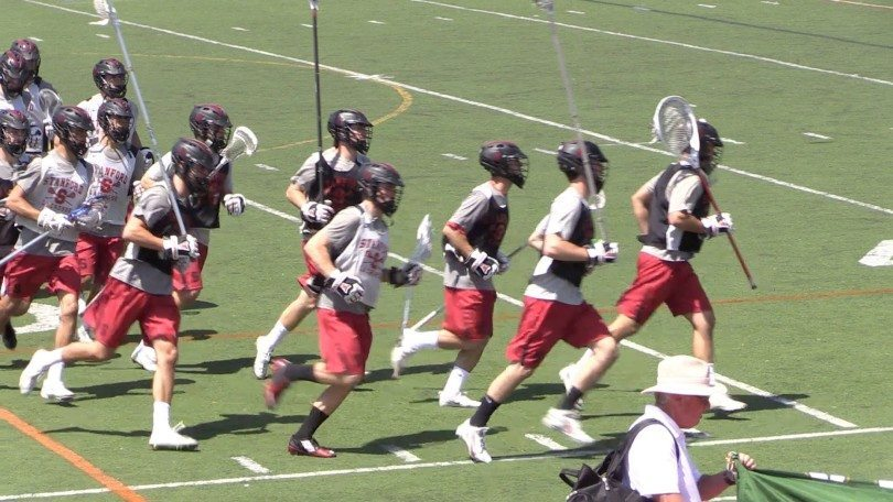 Stanford vs Sonoma WCLL Lacrosse Semifinal 2015